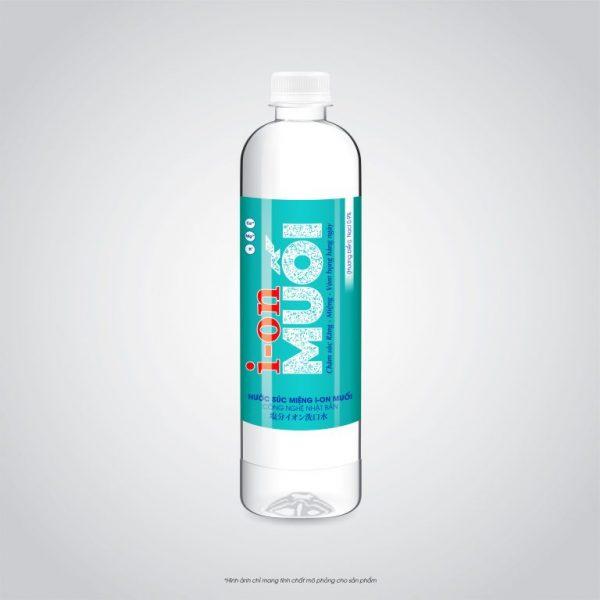 Nước súc miệng ion Muối Hương Biển 680ml 3D