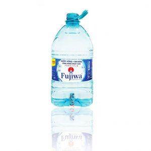 Nước uống ion kiềm Fujiwa thùng bình 6L Có vòi