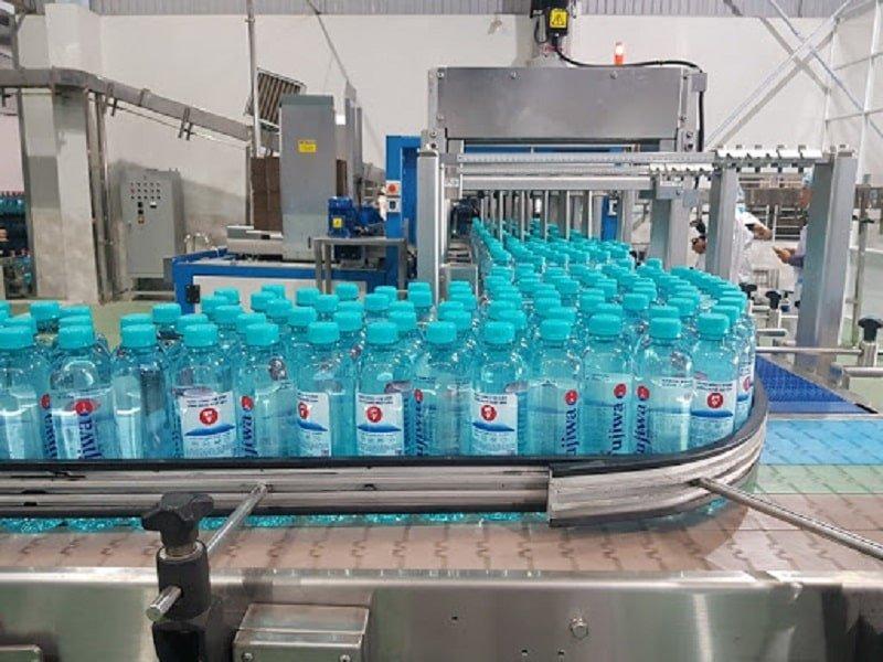 Nước uống ion kiềm Fujiwa