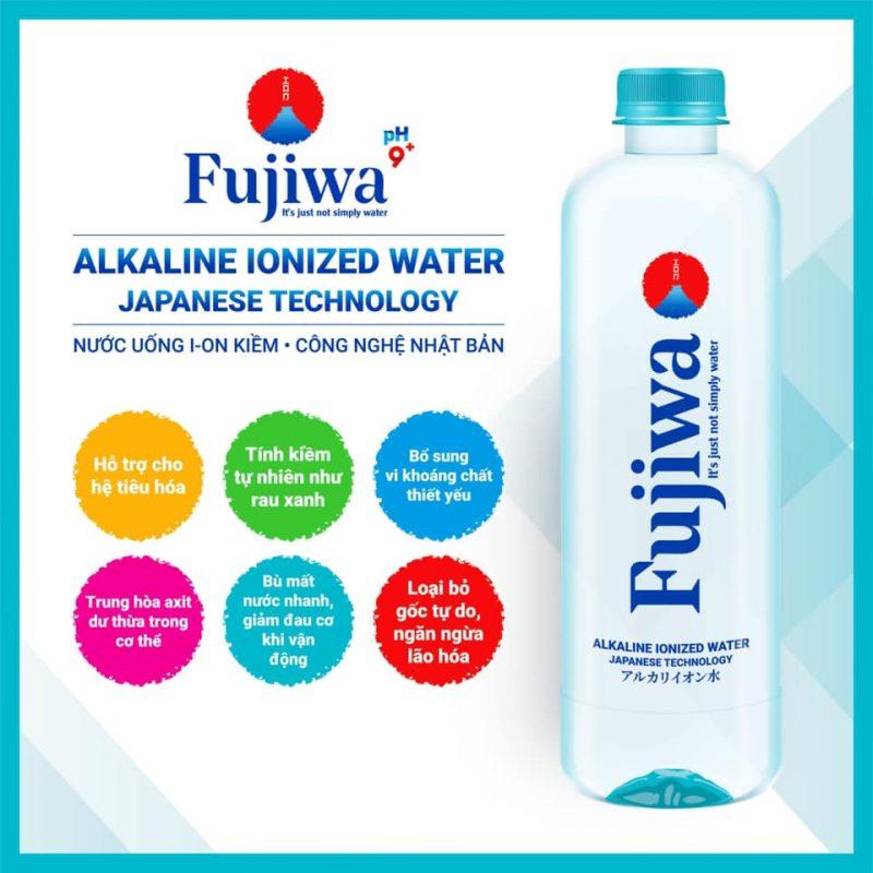 Nước ion kiềm Fujiwa là g