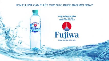 FUJIWA Nước Uống ion Kiềm Tốt Cho Sức Khỏe